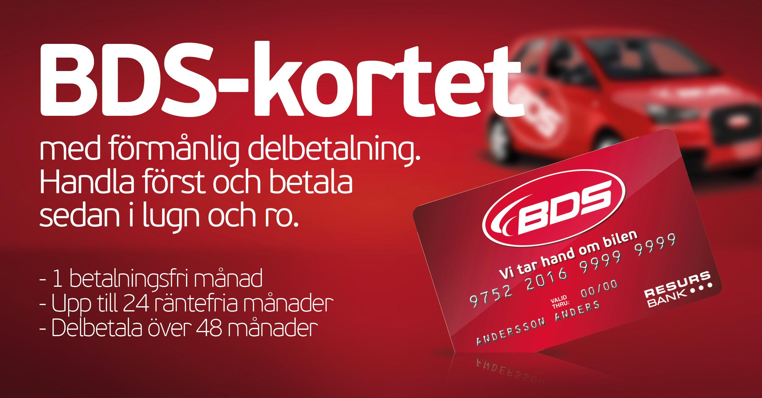 BDS-kortet